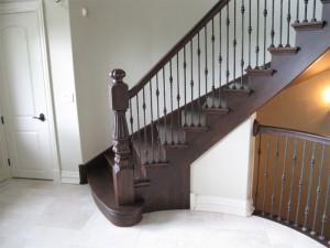 Изготовление лестниц на зака